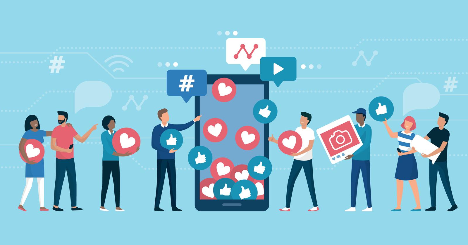 Restoran ve Kafeler için sosyal medya stratejileri